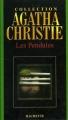 Couverture Les pendules Editions Hachette (Agatha Christie) 2005