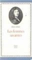Couverture Les Femmes savantes Editions Hachette 1968
