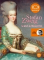 Couverture Marie-Antoinette  Editions Audiolib 2011