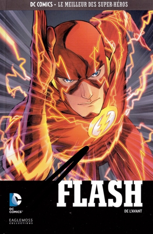 Couverture Flash (Renaissance), tome 1 : De l'avant
