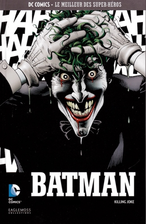 Couverture Batman : The Killing Joke