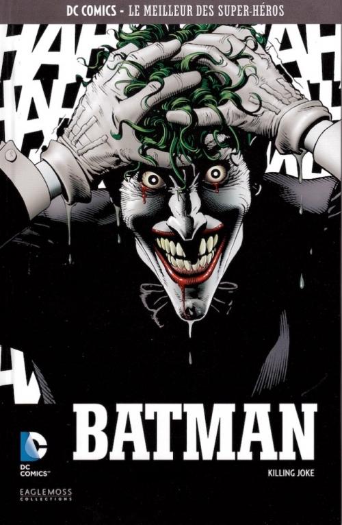 Couverture Batman : The killing joke