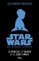 Couverture Star Wars (Jeunesse), tome 4 : Un Nouvel Espoir : La Princesse, le vaurien et le jeune fermier Editions Pocket (Jeunesse) 2015