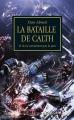 Couverture L'Hérésie d'Horus, tome 19 : La bataille de Calth Editions Black Library France (Warhammer 40.000) 2013