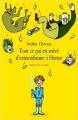 Couverture Tout ce qui est arrivé d'extraordinaire à Hector Editions L'école des loisirs 2013
