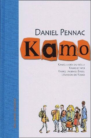 Couverture Kamo