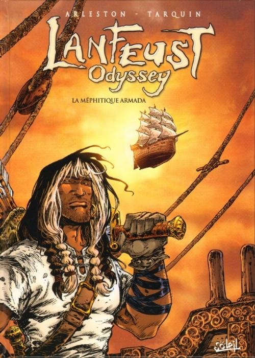 Couverture Lanfeust Odyssey, tome 07 : La Méphitique Armada