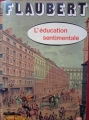 Couverture L'Education sentimentale Editions Le Livre de Poche (Classique) 1972