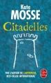 Couverture Citadelles Editions Le Livre de Poche 2016