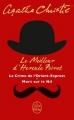 Couverture Le crime de l'orient-express Editions Le Livre de Poche 2014
