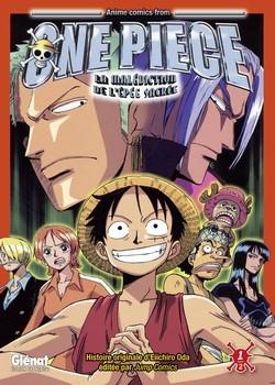 Couverture One Piece, La malédiction de l'épée sacrée, tome 1