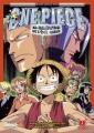 Couverture One Piece, La malédiction de l'épée sacrée, tome 1 Editions Glénat 2015