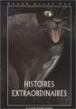Couverture Histoires extraordinaires Editions Casterman 1996
