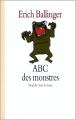 Couverture ABC des monstres Editions L'école des loisirs (Neuf) 1998