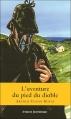 Couverture L'Aventure du Pied du Diable Editions Syros (Souris noire) 2004