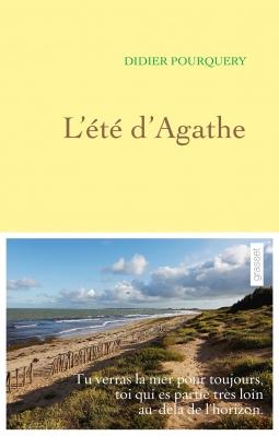 Couverture L'été d'Agathe