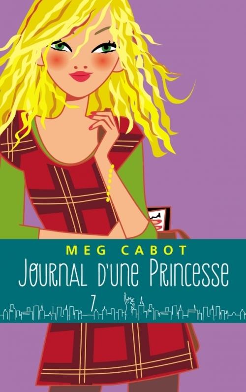Couverture Journal d'une Princesse, tome 07 : La fête d'une princesse / Petite fête et gros tracas