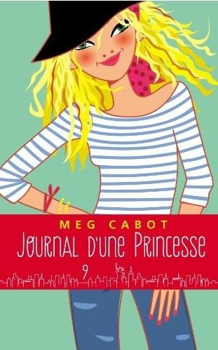 Couverture Journal d'une Princesse, tome 09 : Coeur brisé
