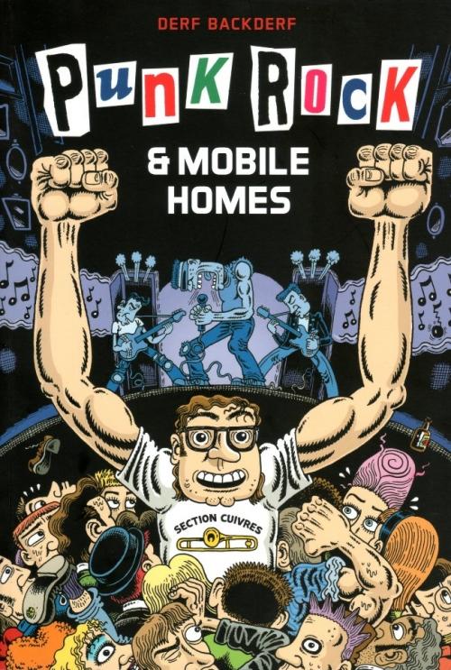 Couverture Punk Rock et mobile homes