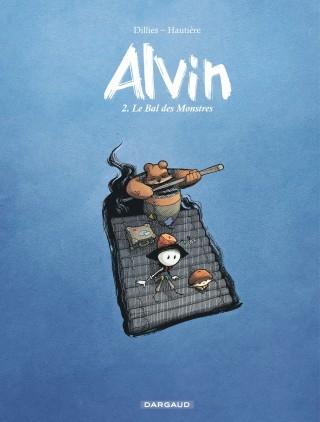 Couverture Alvin, tome 2 : Le bal des monstres