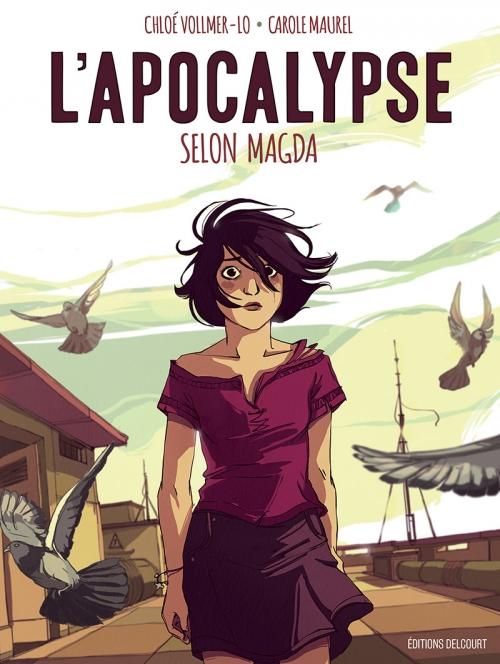 Couverture L'apocalypse selon Magda