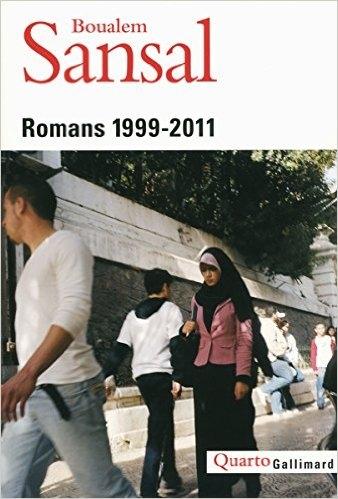 Couverture Romans 1999-2011