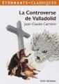 Couverture La controverse de Valladolid Editions Flammarion (GF - Etonnants classiques) 2013