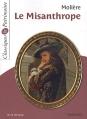 Couverture Le misanthrope / Le misanthrope ou l'atrabilaire amoureux Editions Magnard (Classiques & Patrimoine) 2012