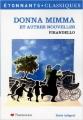 Couverture Donna Mimma et autres nouvelles Editions Flammarion (GF - Etonnants classiques) 2006