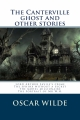 Couverture Le fantôme de Canterville et autres contes / Le fantôme de Canterville et autres nouvelles Editions CreateSpace 2015