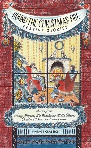 Couverture Round The Christmas Fire: Festive Stories