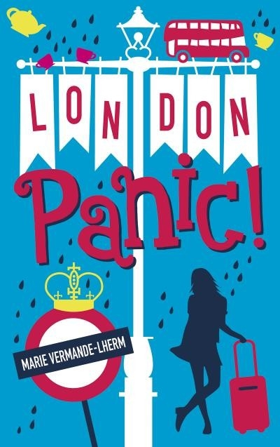 Couverture London Panic !