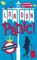 Couverture London Panic ! Editions Sarbacane (Exprim') 2016