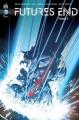 Couverture Futures end, tome 3 Editions Urban Comics (DC Renaissance) 2016