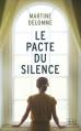 Couverture Le pacte du silence Editions France Loisirs 2016
