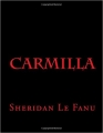 Couverture Carmilla Editions CreateSpace 2014