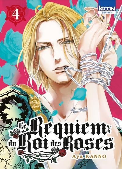 Couverture Le requiem du Roi des Roses, tome 04