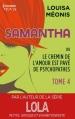 Couverture Samantha ou le chemin de l'amour est pavé de psychopathes, tome 4 Editions Harlequin (HQN) 2016