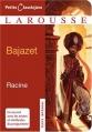 Couverture Bajazet Editions Larousse (Petits classiques) 2009