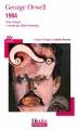 Couverture 1984 Editions Folio  (Plus classiques) 2015