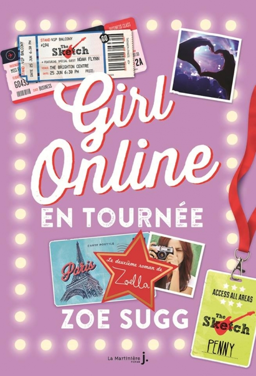 Couverture Girl Online, tome 2