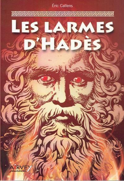 Couverture Les larmes d'Hadès