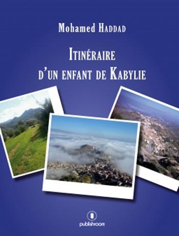 Couverture Itinéraire d'un enfant de Kabylie