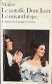 Couverture Le Tartuffe, Dom Juan, Le Misanthrope Editions Folio  1971