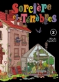 Couverture Sorcière et ténèbres, tome 2 Editions Komikku 2016