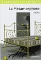 Couverture La métamorphose Editions Flammarion (GF - Etonnants classiques) 2014