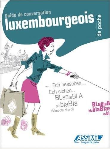 Couverture Le luxembourgeois de poche