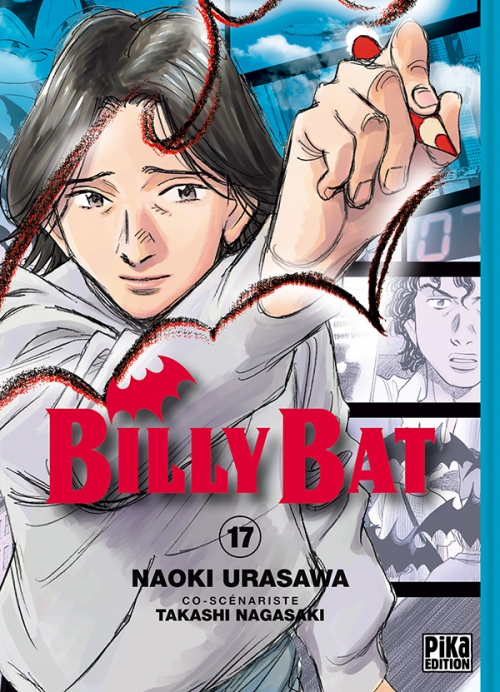 Couverture Billy Bat, tome 17
