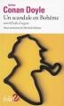 Couverture Sherlock Holmes : Un scandale en Bohème Editions Folio  (2 €) 1996