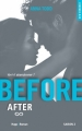 Couverture After, tome 7 : Before, partie 2 Editions Hugo & cie (New romance) 2016